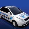 Tata Indica Vista EV Concept 2010