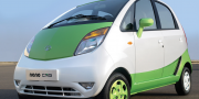 Tata Nano CNG Concept 2012