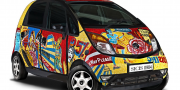 Tata Nano Stop Indians Ahead Concept by Sicis 2011