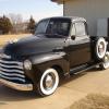 Chevrolet 3100 Pickup 1951