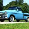 Chevrolet Apache Cameo 1958