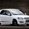 Chevrolet Celta White Concept 2010