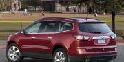 Chevrolet Traverse Crossover 2012