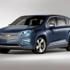 Chevrolet Volt MPV5 Concept 2010