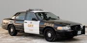 Ford Crown Victoria Police Interceptor 1998