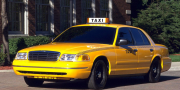 Ford Crown Victoria Taxi 1998