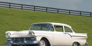 Ford Custom Tudor Sedan 312 Thunderbird Special 1957