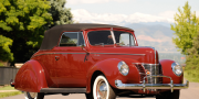 Ford Deluxe Convertible Coupe 1940