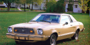 Ford Mustang Coupe 1974-1976