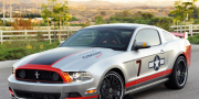 Ford Mustang GT Red Tails 2012