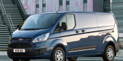 Ford Transit Custom UK 2012