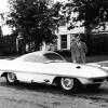 Simca Special Concept 1958
