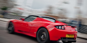Tesla Roadster Sport UK 2010