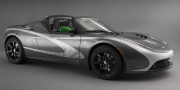 Tesla Roadster Tag Heuer 2010