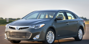 Toyota Avalon Hybrid 2012