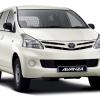 Toyota Avanza Van 2012