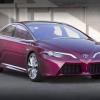 Toyota NS4 Plug-in Hybrid Concept 2012