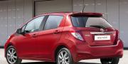 Toyota Yaris 5 door 2011