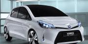 Toyota Yaris HSD Concept 2011