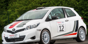 Toyota Yaris R1A TMG Rally Car 2012