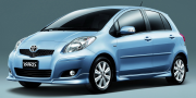 Toyota Yaris S Limited Thailand 2009