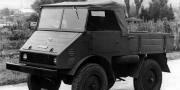 Unimog U5 Prototype 1946-1948