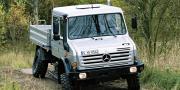 Unimog U5000 Double Cab 2000