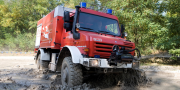 Unimog U5000 Feuerwehr 2000