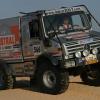 Unimog U5000 Rally Truck 2000