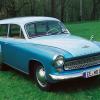 Wartburg 311 Camping 1956-1966