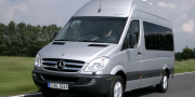 Westfalia Mercedes Sprinter James Cook Compact W906 2007