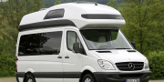 Westfalia Mercedes Sprinter James Cook W906 2006