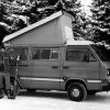 Westfalia Volkswagen T3 Vanagon Camper Joker 1980-1982
