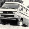 Westfalia Volkswagen T3 Vanagon Camper Syncro 1987-1991