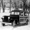 Willys Jeep Wagon 1946-1965