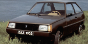 ZAZ 1102 Tavria 1986