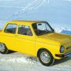 ZAZ 968M Zaporozsec 1977