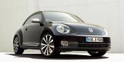 Volkswagen Beetle Black Turbo 2012