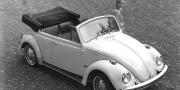 Volkswagen Beetle Convertible 1968