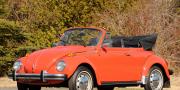 Volkswagen Beetle Convertible 1972