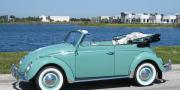 Volkswagen Beetle Convertible Type1 1962