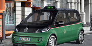 Volkswagen Milano Taxi Concept 2010