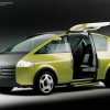 Volkswagen Noah Concept 1997