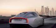 Volkswagen XL1 Concept 2011