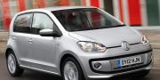 Volkswagen up! 5 door UK 2012