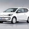 Volkswagen up! White 2011