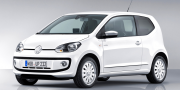 Volkswagen up! White 2011