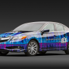 Acura ILX Street Build Concept 2012
