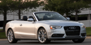 Audi A5 2.0T Cabriolet USA 2012
