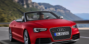 Audi RS5 Cabriolet 2012